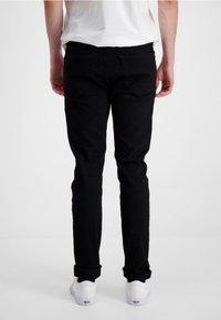 Lindbergh - LINDBERGH  - Slim fit jeans - junk black - 1