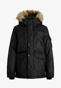 Jack & Jones Junior - Winter coat - black - 4