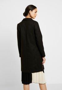 New Look - LEAD IN COAT - Kort kåpe / frakk - charcoal - 2
