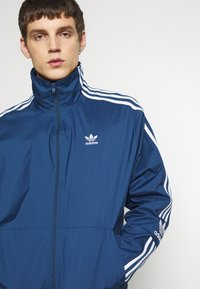 adidas Originals - LOCK UP ADICOLOR SPORT INSPIRED TRACK TOP - Training jacket - blue - 3