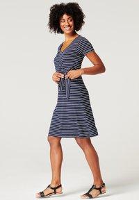 Esprit Maternity - Jersey dress - night sky blue - 4