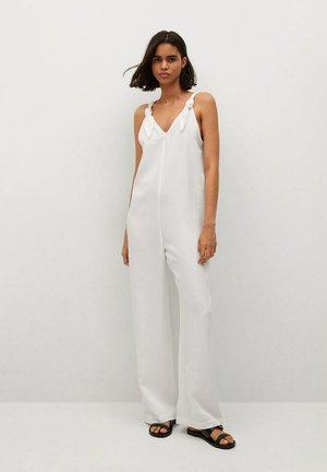 Jumpsuit - off white