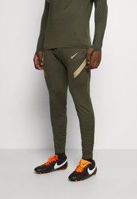 Nike Performance - ATLETICO MADRID DRY PANT - Club wear - cargo khaki/khaki - 0