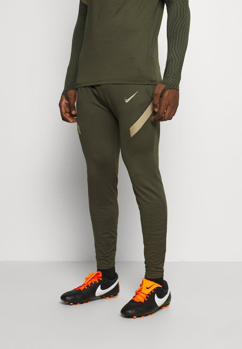 Nike Performance - ATLETICO MADRID DRY PANT - Club wear - cargo khaki/khaki