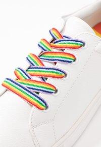 Even&Odd - PRIDE - Zapatillas - white - 2