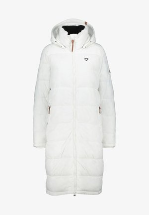 Winter coat - cloudy