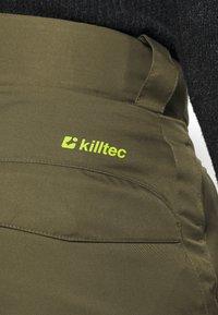 Killtec - COMPLOUX - Snow pants - khaki - 7