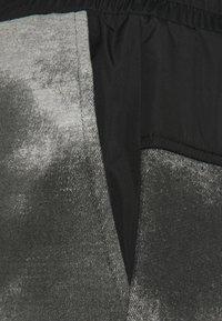 Mennace - TIE DYE TEXTURE MIX - Teplákové kalhoty - charcoal - 6