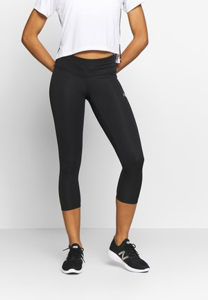 ACCLERATE CAPRI - 3/4 sports trousers - black