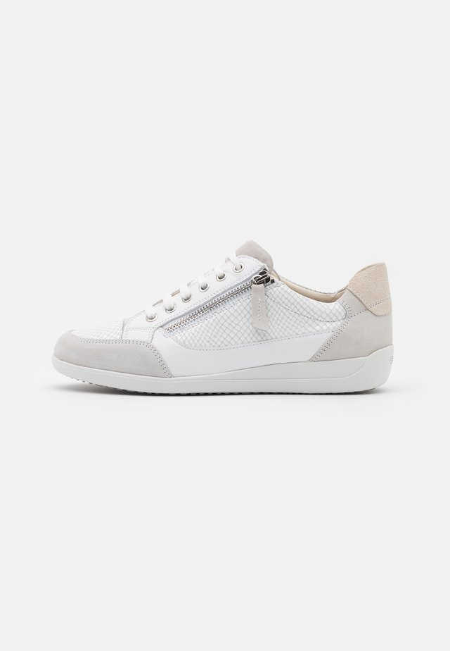 MYRIA  - Trainers - offwhite/white