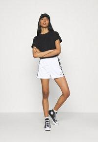 Fila - FIONA HIGH WAIST - Shorts - bright white - 1