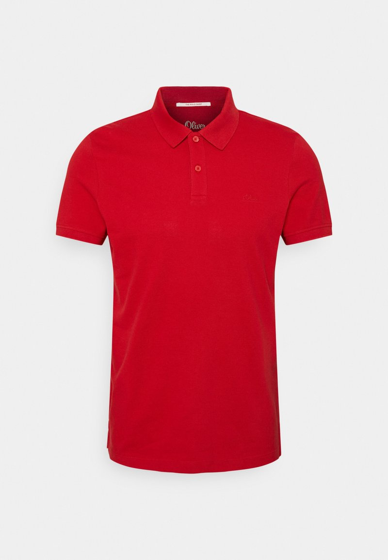 s.Oliver - Polo shirt - red