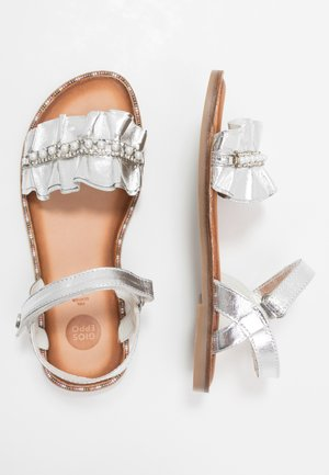 Sandals - plata