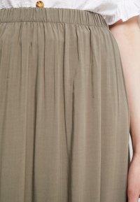 mbyM - NIA - Maxi skirt - green bay - 4