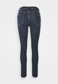 Mavi - LINDY - Jeans slim fit - mid foggy glam - 1