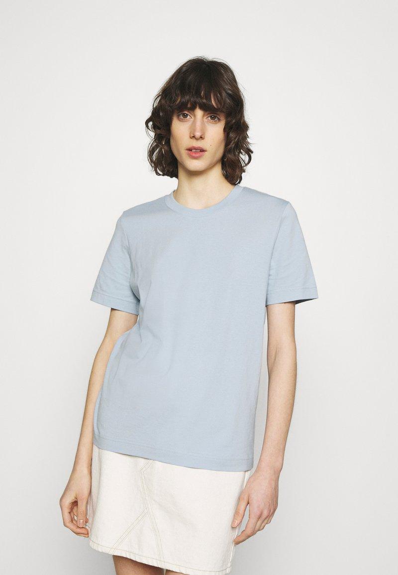 ARKET - Jednoduché triko - blue