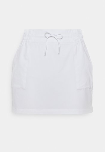 GO TO SKORT - Sports skirt - white