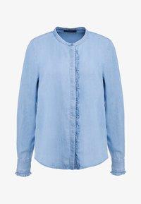 Bruuns Bazaar - LAERA SARI SHIRT - Button-down blouse - dawn blue - 3
