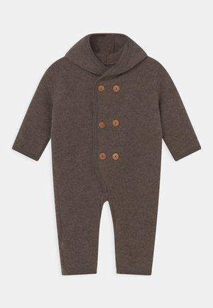 ELF UNISEX - Overall / Jumpsuit /Buksedragter - marmo brown