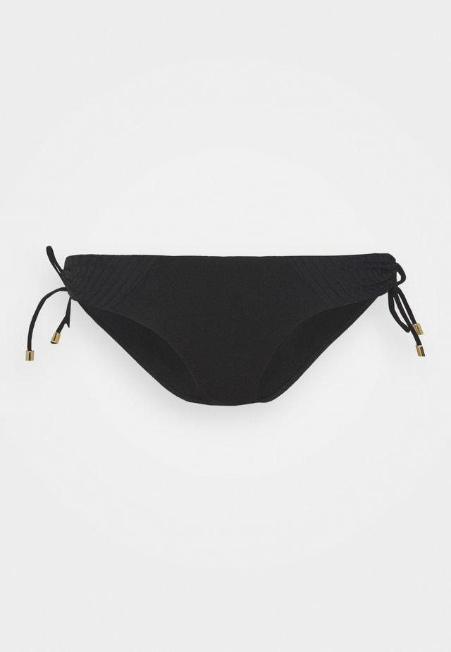 Bikini bottoms - caviar