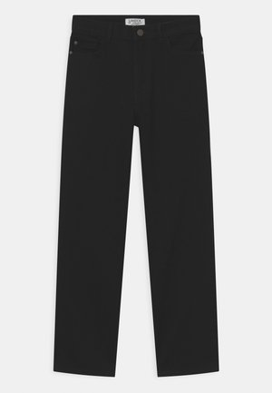 LALEH - Jeans relaxed fit - black