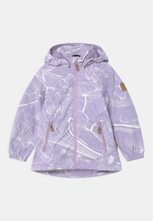 ANISE - Waterproof jacket - light violet