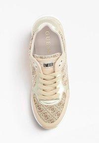 Guess - Sneaker low - mehrfarbig goldenfarbe - 1