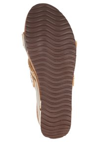 Scapa - Wedge sandals - platin - 4