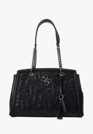 NEW WAVE LUXURY - Handbag - black