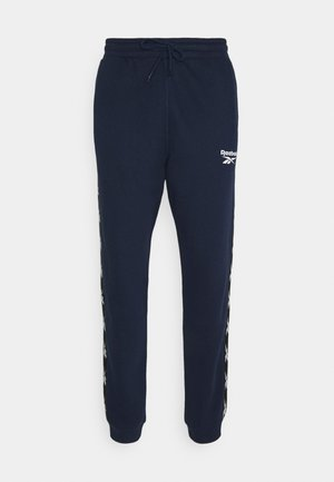 TAPE JOGGER - Tracksuit bottoms - vecnav