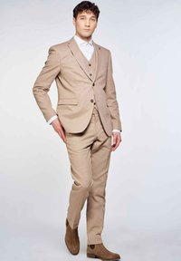 MDB IMPECCABLE - Suit trousers - brown - 1