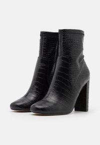 Call it Spring - SERENN - Ankelboots med høye hæler - black - 2