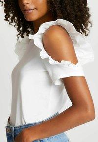 River Island - Print T-shirt - white - 3