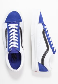 Vans - STYLE 36 - Trainers - royal blue/true white - 1