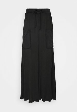SURE THING PANT - Tracksuit bottoms - black