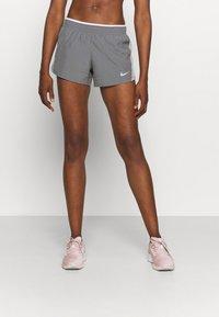 Nike Performance - 10K SHORT - Short de sport - gunsmoke/atmosphere grey/vast grey/wolf grey - 0