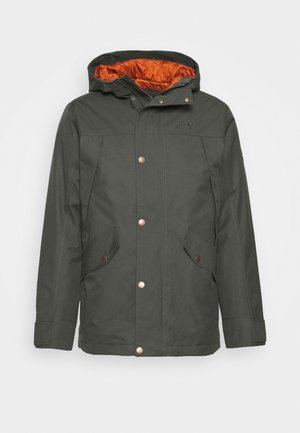 CLIFTON HILL JACKET - Kurtka Outdoor - brownstone