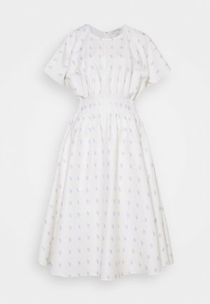 SWING DRESS - Denní šaty - pale blue multi