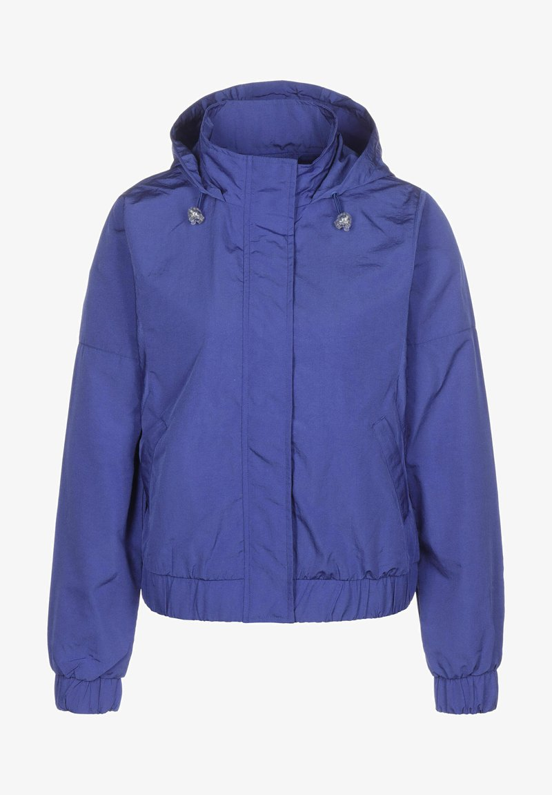 Urban Classics - CRINKLE - Light jacket - blue