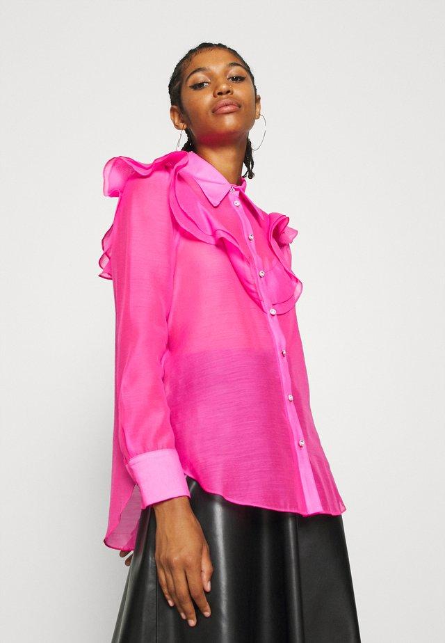 Skjorte - pink bright