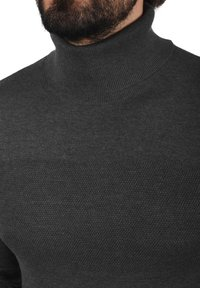 INDICODE JEANS - Jumper - charcoal mix - 3