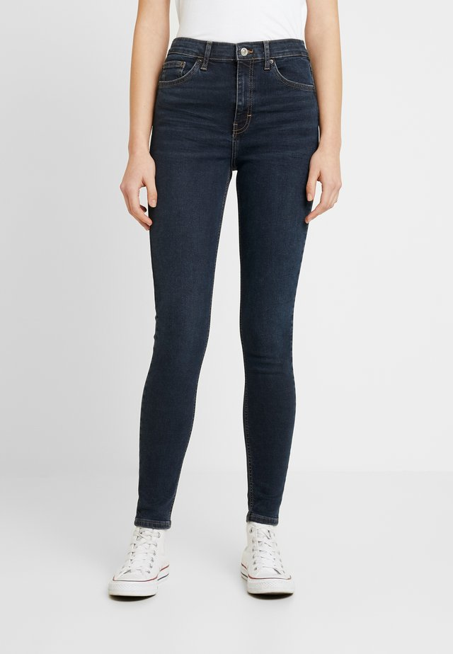 JAMIE - Jeansy Skinny Fit - blue black