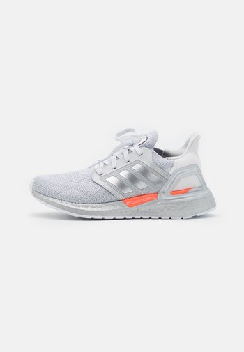 ULTRABOOST 20 DNA UNISEX - Neutral running shoes - halo silver/dash grey/silver metallic