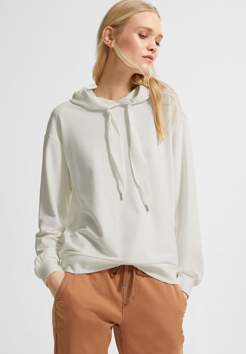 comma casual identity - Hoodie - white