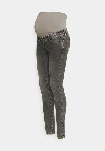 SKINNY GREY - Jeans Skinny Fit - grey denim
