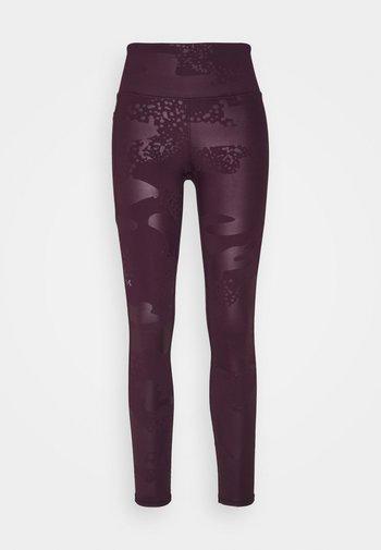 RUSH TONAL LEG  - Leggings - polaris purple