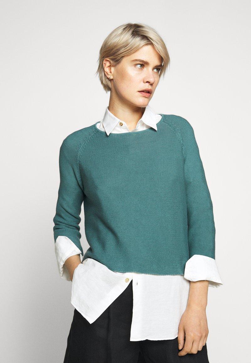 WEEKEND MaxMara - LAMPONE - Pullover - jade