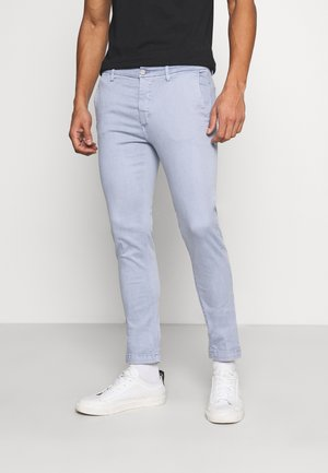 ZEUMAR HYPERFLEX  - Slim fit jeans - light avio