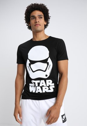 STAR WARS TROOPER TEE - Print T-shirt - black