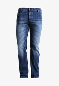Mustang - MICHIGAN STRAIGHT - Straight leg jeans - light scratched used - 4